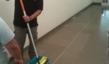 Καθαρισμός και αδιαβροχοποίηση σε μάρμαρο δεματίου